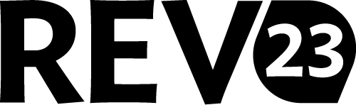 REV23 logo at 500px