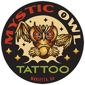 Mystic Owl Tattoo | REV23