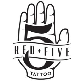 Red 5 Tattoo | REV23
