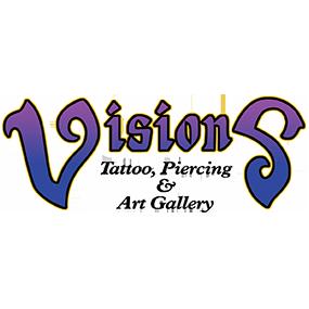 Visions Tattoo, Piercing & Art Gallery | REV23